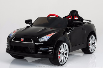 license nissan gtr r35 ride on cars control baby. Black Bedroom Furniture Sets. Home Design Ideas