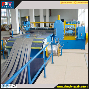 Pre-coated steel,Pre-painted galvanised iron PPGI slitting machine/slitting line