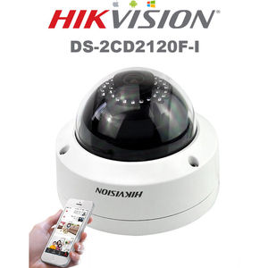 HIKVISION 1080P DS-2CD2120F-I 2.8mm 2MP Home Outdoor Security CCTV POE IP Camera