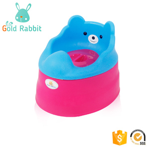 Hot Sale lovely baby travelling potty chair fisher price baby toy