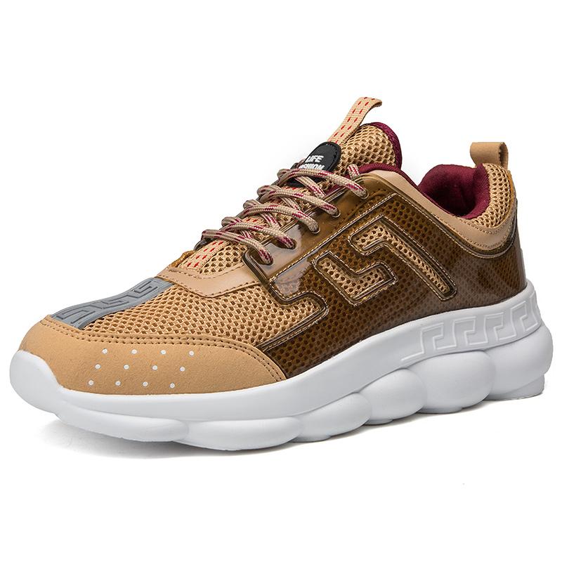 22095c88f Китайская Фабрика Новая мода мужские кроссовки Повседневная Спортивная обувь  для мужчин