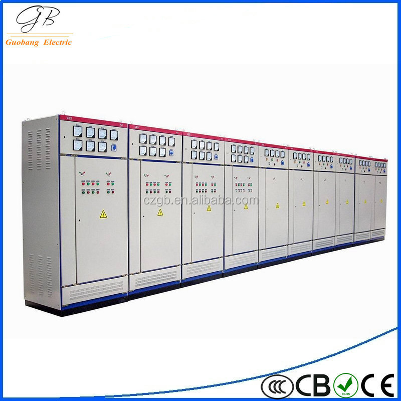 OEM/ODM GGD type AC low voltage electrical switch panel distribution board Cabinet