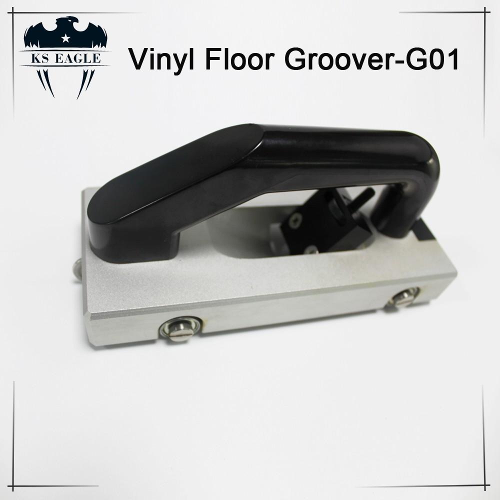 Wheeled Groover Grooving Slotting Pull Hand Tool Slotter