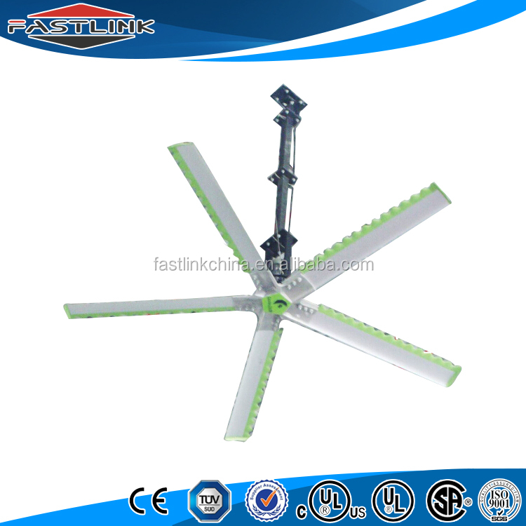 Commercial Perfect Large Industrial Ceiling Fan for Air-conditioning