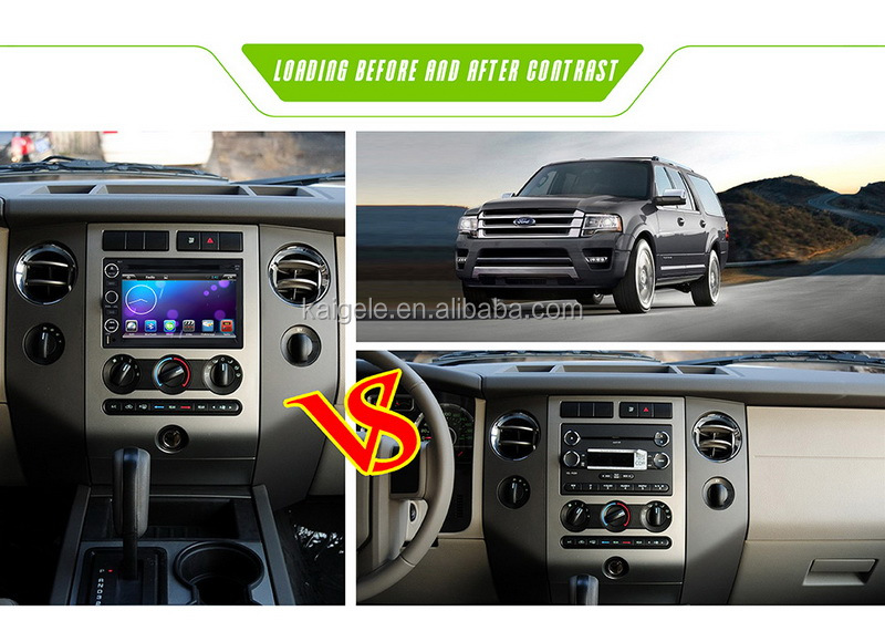 Huifei Dvd Car Audio Navigation System For 20072014 Ford Expedition Rhalibaba: 2006 Ford Explorer Audio Systems At Elf-jo.com