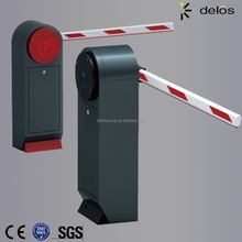Automatic security road barrier