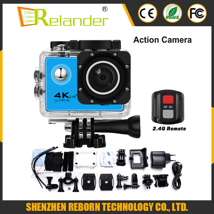 F60r 4k Wifi Action Camera 30 Meters Waterproof Sports Dv Wifi ...