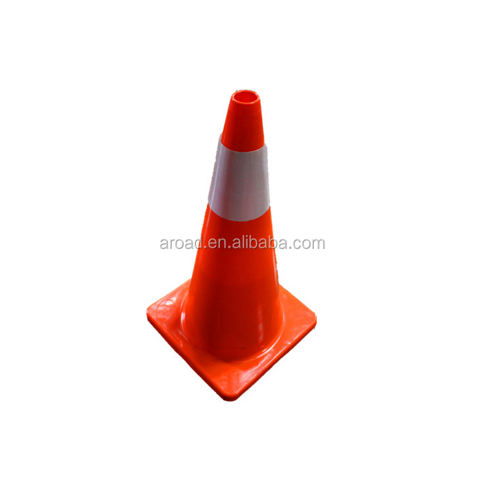 hot sale free samples sun-proof rubber cone