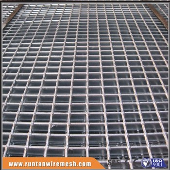 Galvanized steel floor grating catwalk steel grating for Catwalk flooring