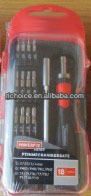 18 pc Precision Bits Set, Repairing Tool Set