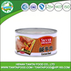 Hot Sale Top Quality Tinplate Beef Meat with Normal Lid