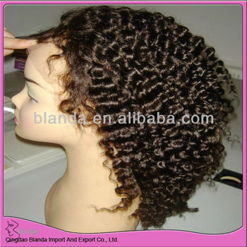 2013 Hot sale top quality full lace wigs stock