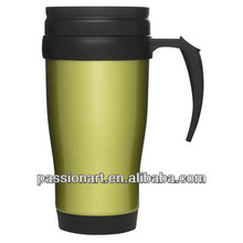 Logo Customized 450ml Stainless Steel Travel Mug