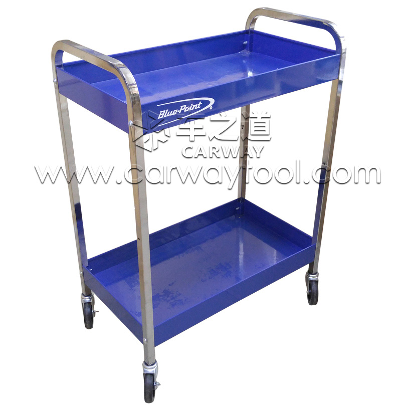 Blue Point Tool Cart >> Blue Point Mobile Tool Storage Roll Cart With 2 Shelves Buy Mobile