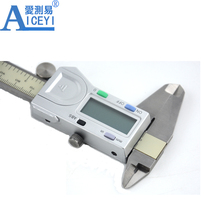 0-150mm stainless steel electronic micron digital vernier caliper