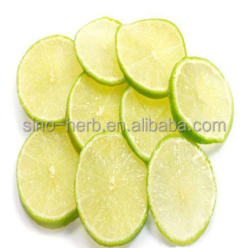 Free Sample Chinese Organic Dried Lime Green Lemon Orange Fruit Slice