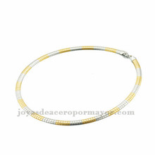 wholesale stainless steel choker necklaces for women