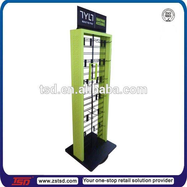 Tsd M534 Custom Retail Store Free Standing Pegboard