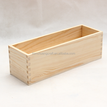 Rectangular Wooden Planter Flower Box Buy Flower Box Wood