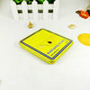 Popular promotional gift rectangle metal cigarette case tin box