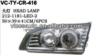 Head Lamp For Toyota Corolla Ae110 95-98 - Buy Head Lamp For Toyota Corolla  Ae110 95-98,Head Lamp For Toyota Corolla Ae110 95-98,Head Lamp For Toyota