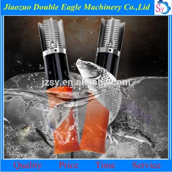electric Fish scaler remover/automatic kitchen use fish scales scraping machine
