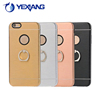 new aluminum metal case for apple iphone 5c metal back cover with ring holder