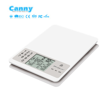 NK695 5kg electronic kitchen weight Nutritional scale