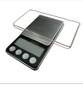 500g x 0.1g LCD Display Mini Electronic Digital Jewelry Pocket Scale Balance Weight Weighing Scale