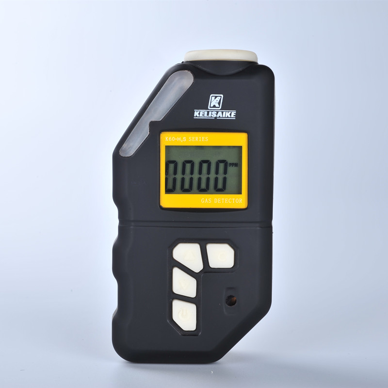 Light weight battery operated portable mini gas analyzer detective devices