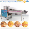 Megaplant stainless steel industrial commercial round ball popcorn maker machine for factory price