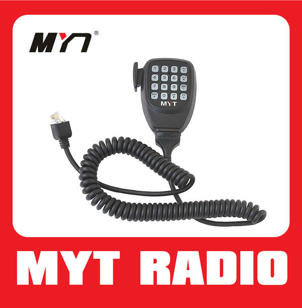 all kinds of two way radio spearker microphone for Hytera Vertex Yaesu walkie talkie