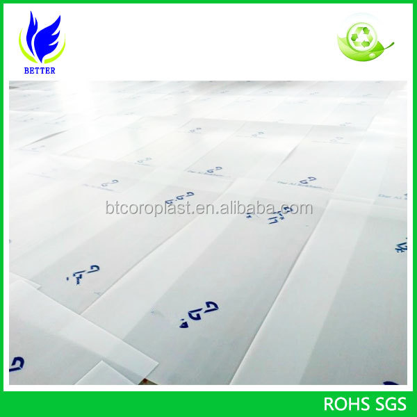 Best price for 3mm PP Corflute Floor Protection Board