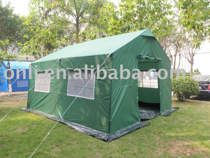 Camping tent house images galleries for Tent a house