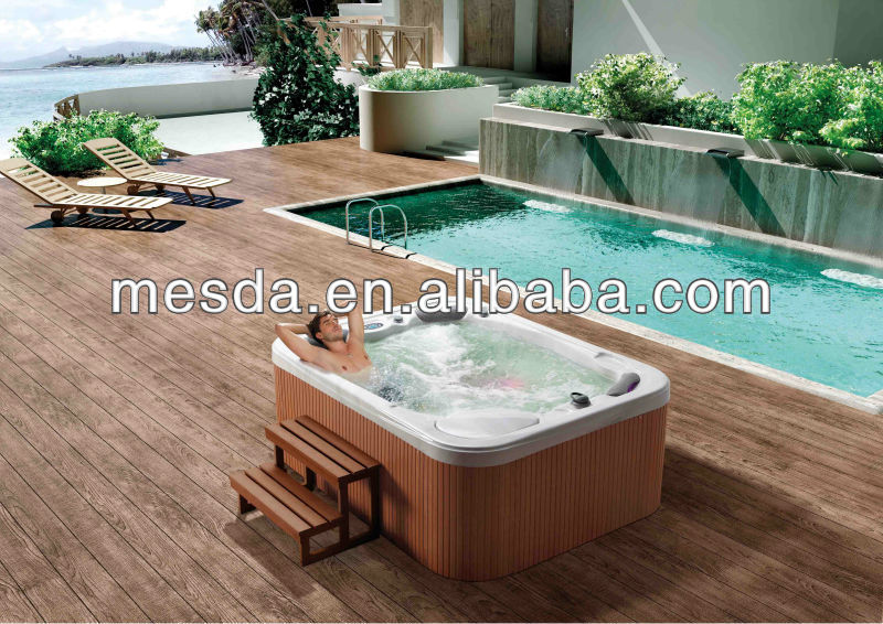 mexda nouveau spa ext rieur hydro spa bain remous. Black Bedroom Furniture Sets. Home Design Ideas