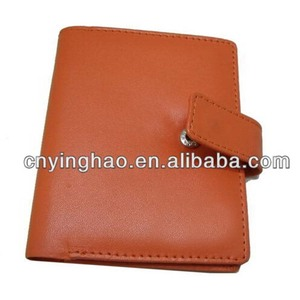 Popular Custom Color Leather Women Rfid Safe Lady Wallet With Low Price