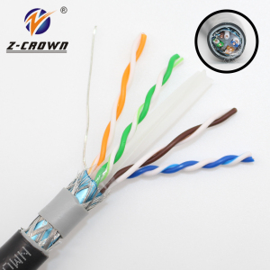 pass test network cable cat5e cat6 cat6a UTP/FTP/STP lan cable