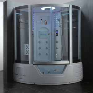 1.45M Luxory Australia style Steam room /Two persons Steam Shower Rorrm With Whirlpool