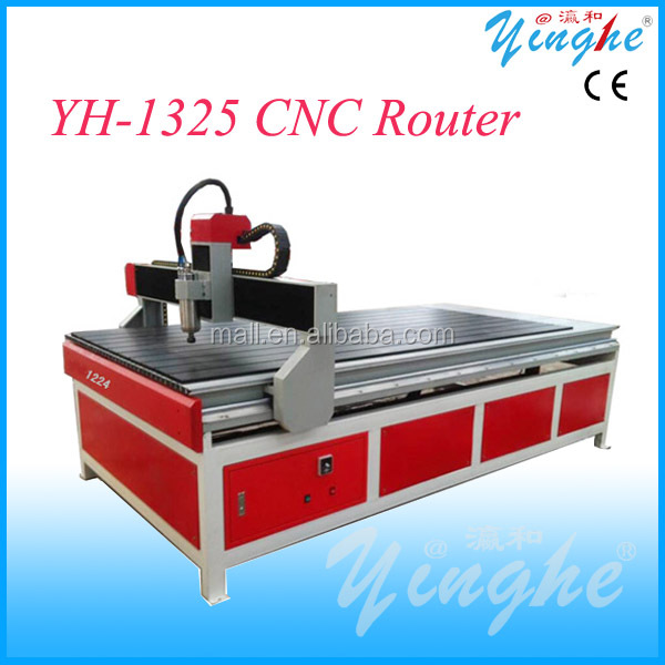 YH-1325 3D CNC Wood Carving Machine Wood CNC Router Machine Price/New type hot sale desktop mini cnc router 6040