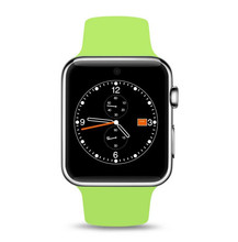 bluetooth Smart Watch HD Screen Support SIM Card Wearable Devices SmartWatch For apple Android