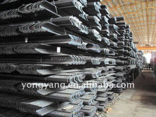 U type steel channel for supporting in mining project