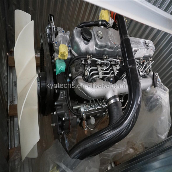 EXCAVATOR MACHINE ENGINE ASSEMBLY 6D34T 6D34 FOR SK200-6