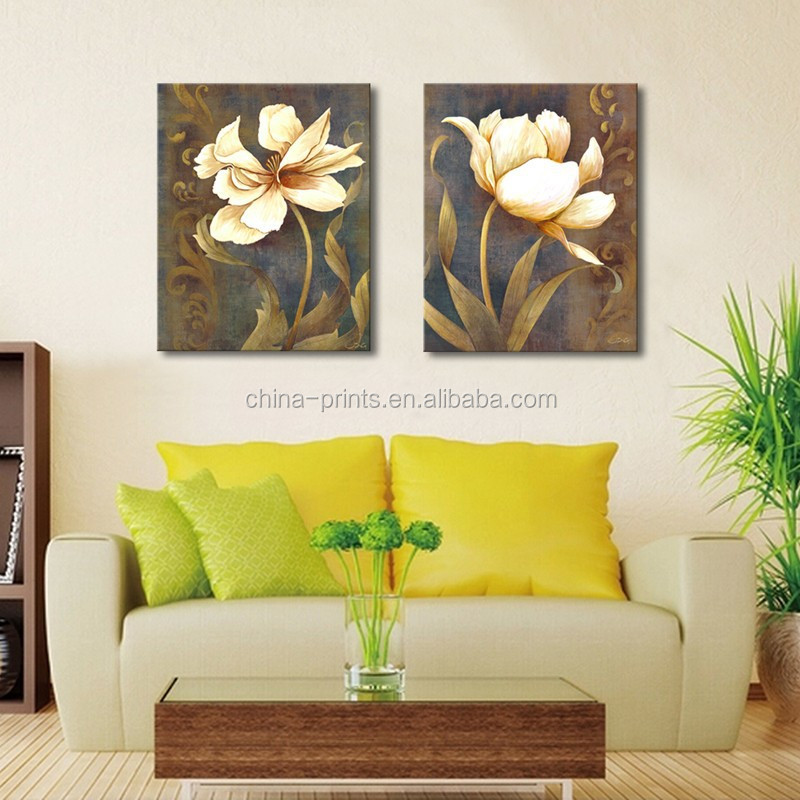 Home Goods Wall Art/canvas Art Prints Dropship/wall Flower Oil ...