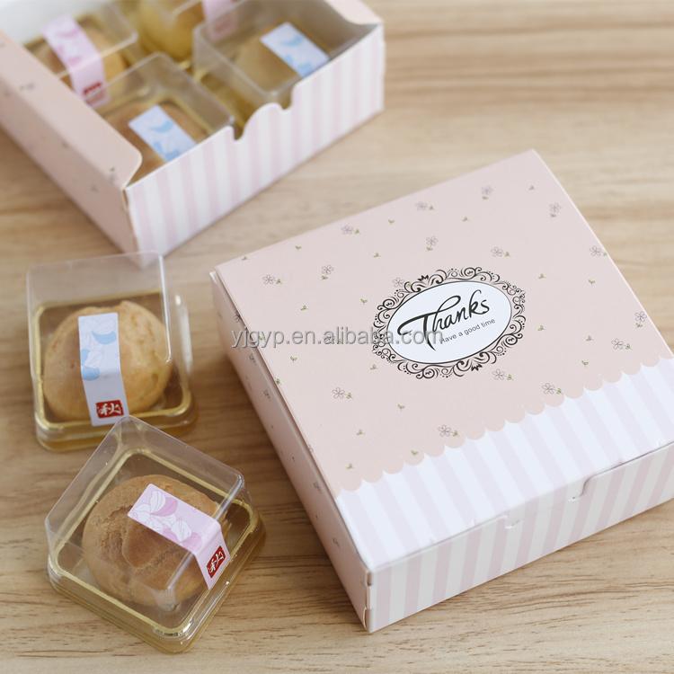 box for cake