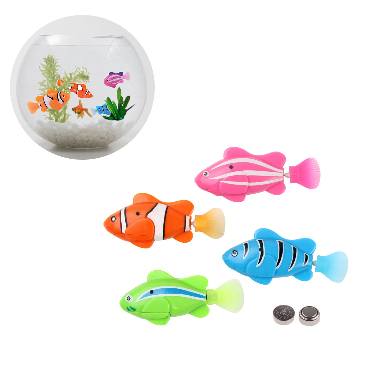 Cheap Magic Robot Fish Find Magic Robot Fish Deals On Line At
