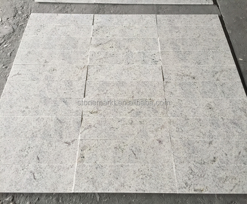 Factory Whosale Custom Price Kashmir White Granite Tiles For Wall Covering