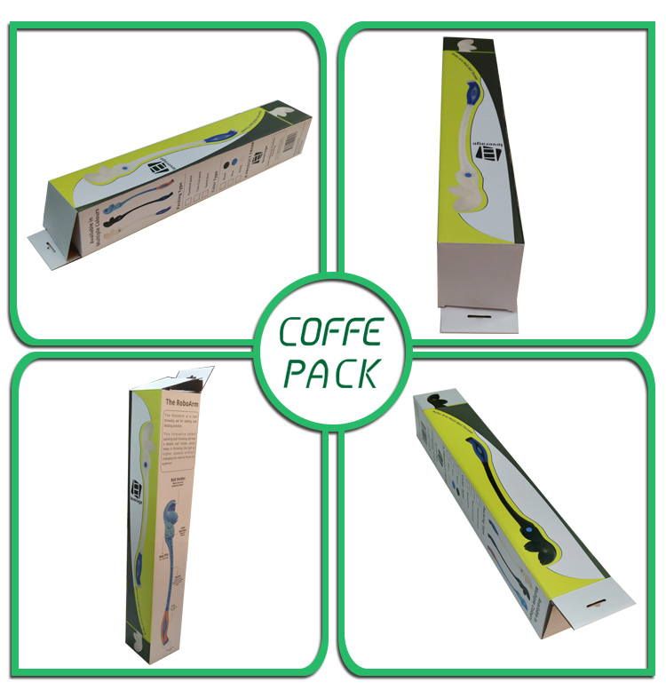 Long and rectangle packaging paper cardboard box packaging