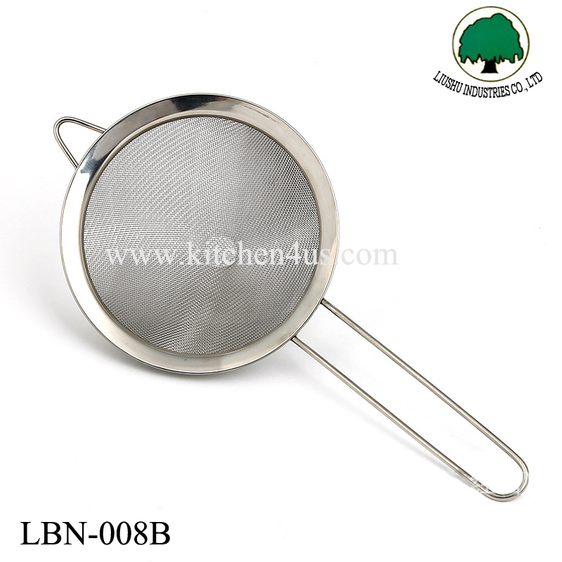 Stainless steel 201 wire mesh strainer