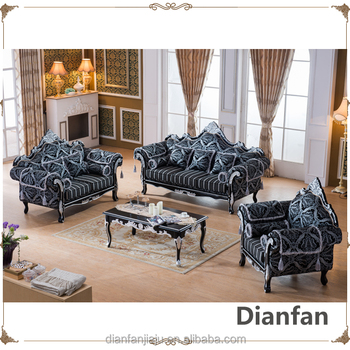 Silver Plated Classic European Design Black Sectional Sofa Buy Sofa From  China - Buy Black Sectional Sofa,Sectionals Sofa From China,Buy Sofa From  ...