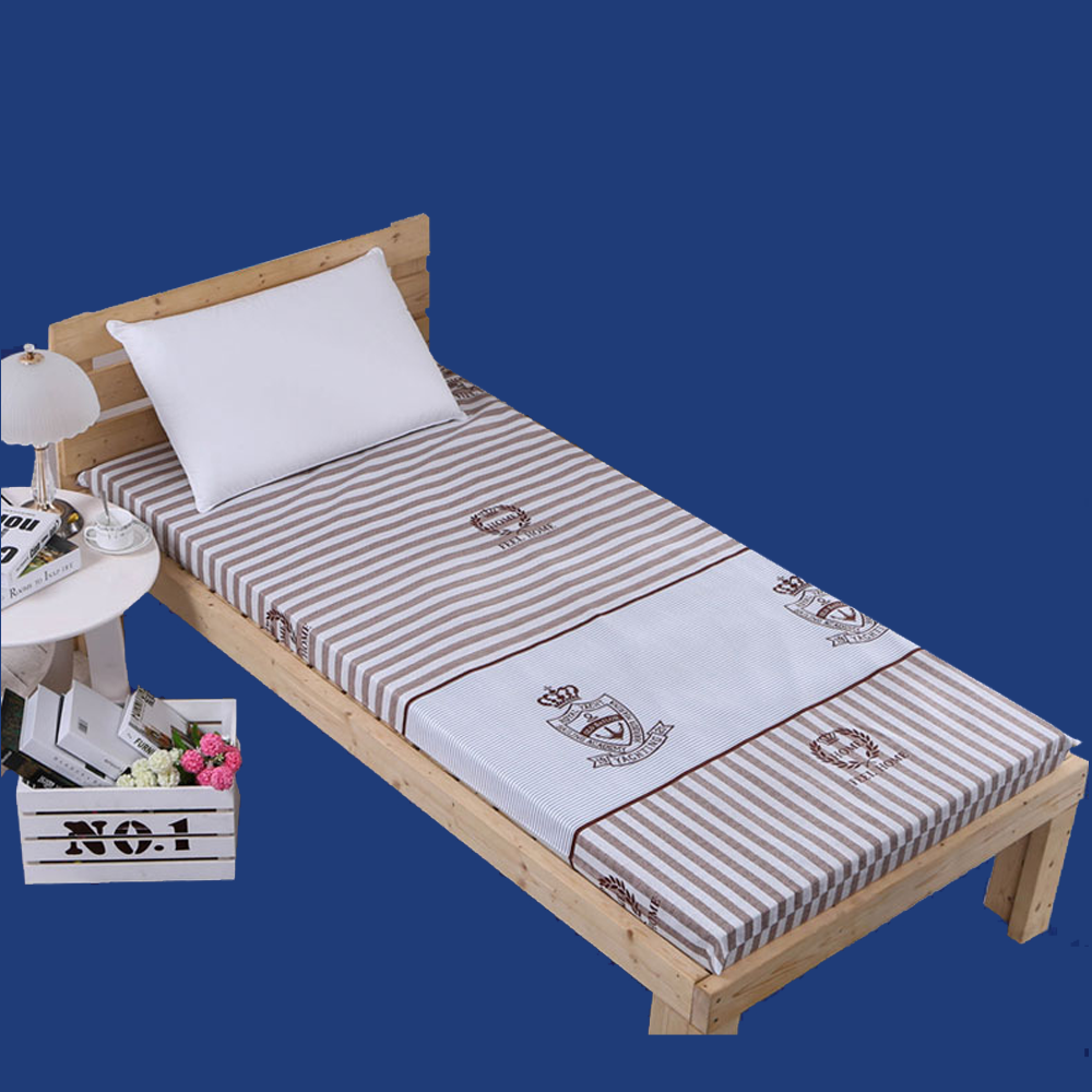 Environment friendly harmless bedroom furnitures wildly used best double organic latex mattress